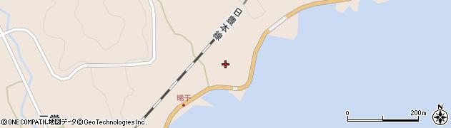 大分県佐伯市二栄132周辺の地図
