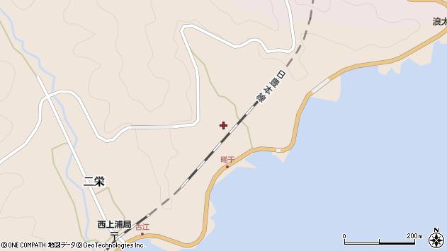 大分県佐伯市二栄446周辺の地図