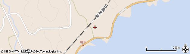 大分県佐伯市二栄141周辺の地図