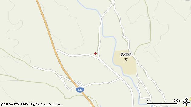 大分県竹田市久住町大字久住3420周辺の地図