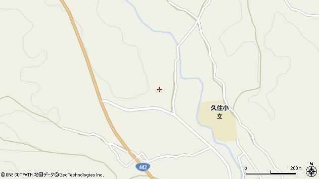 大分県竹田市久住町大字久住3413周辺の地図
