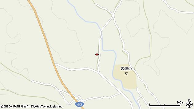 大分県竹田市久住町大字久住3425周辺の地図