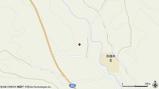 大分県竹田市久住町大字久住3428周辺の地図