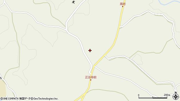 大分県竹田市久住町大字久住7660周辺の地図