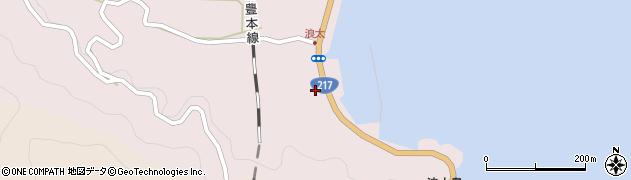 大分県佐伯市上浦大字浅海井浦3756周辺の地図