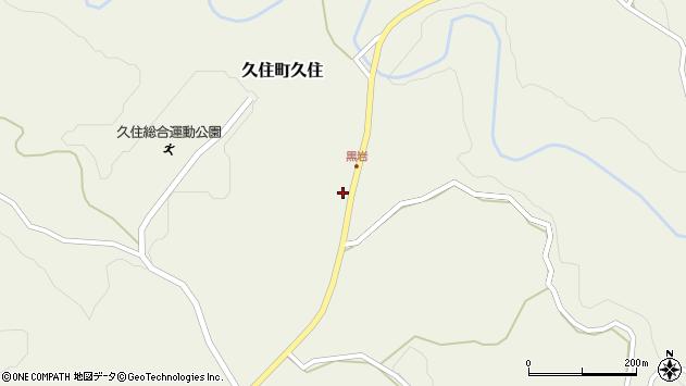 大分県竹田市久住町大字久住7697周辺の地図