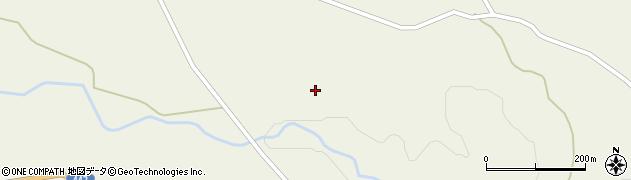 大分県竹田市久住町大字久住3113周辺の地図