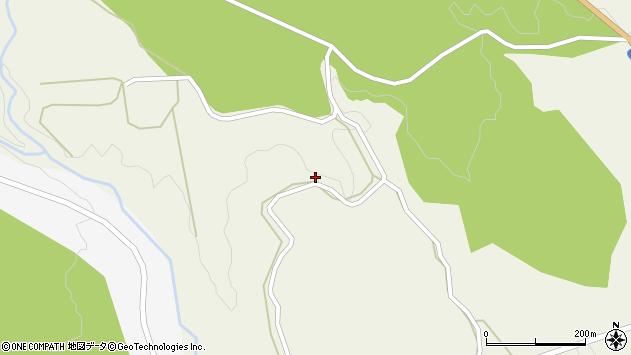 大分県竹田市久住町大字久住4059周辺の地図