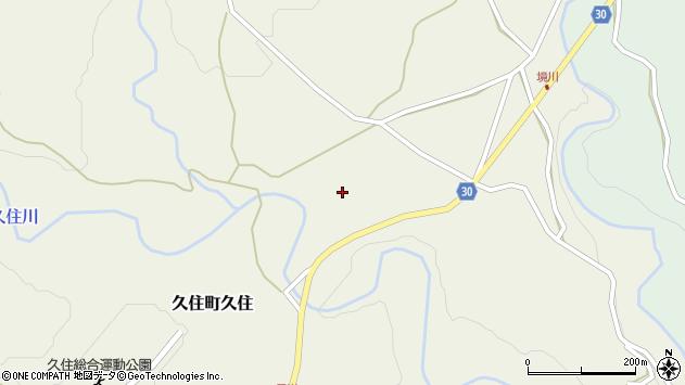 大分県竹田市久住町大字久住200周辺の地図