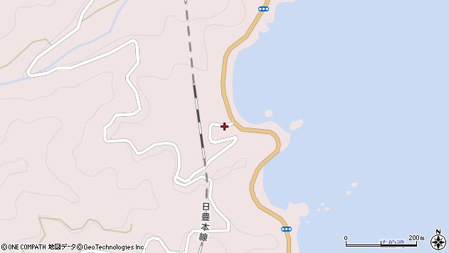 大分県佐伯市上浦大字浅海井浦2392周辺の地図