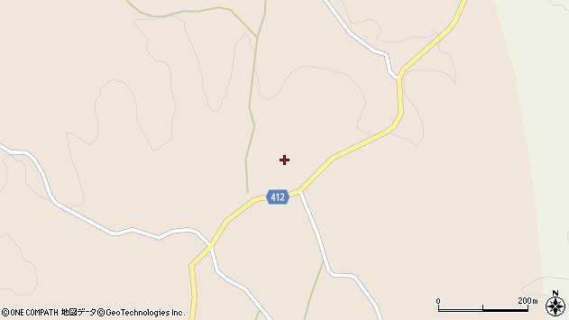大分県竹田市直入町大字長湯1948周辺の地図