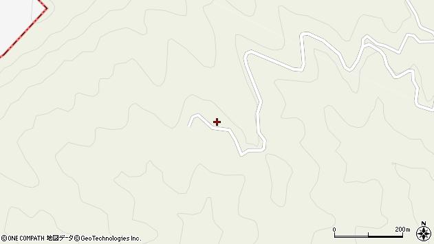 大分県津久見市八戸2042周辺の地図