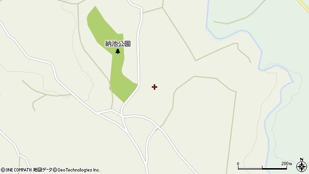 大分県竹田市久住町大字久住795周辺の地図