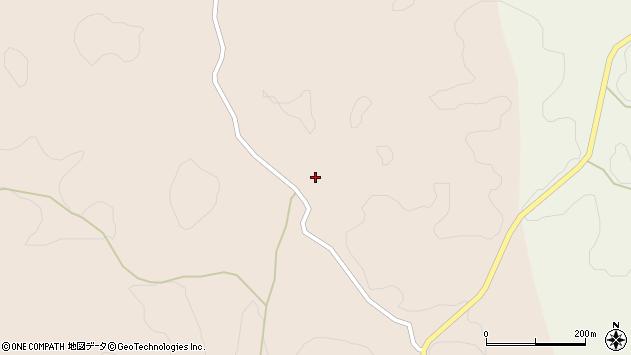 大分県竹田市直入町大字長湯2001周辺の地図