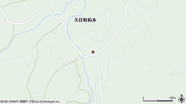 大分県竹田市久住町大字栢木5380周辺の地図