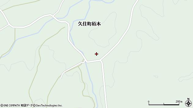 大分県竹田市久住町大字栢木5382周辺の地図