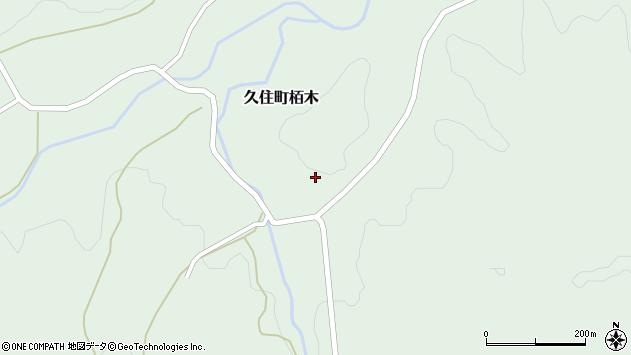 大分県竹田市久住町大字栢木5376周辺の地図