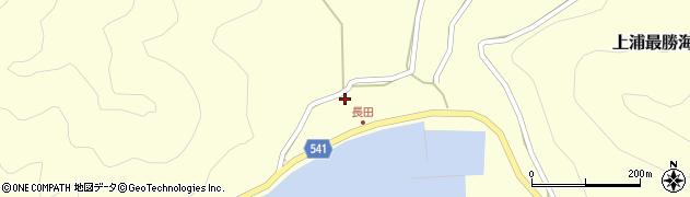 大分県佐伯市上浦大字最勝海浦3732周辺の地図