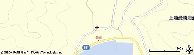 大分県佐伯市上浦大字最勝海浦3871周辺の地図