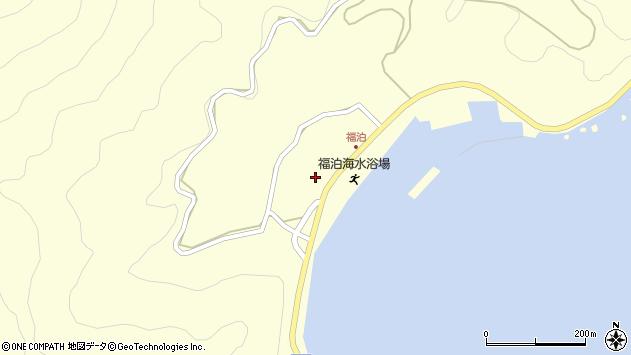 大分県佐伯市上浦大字最勝海浦2627周辺の地図