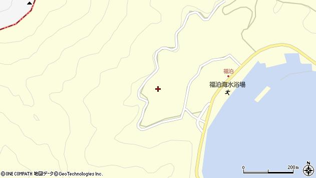 大分県佐伯市上浦大字最勝海浦3176周辺の地図