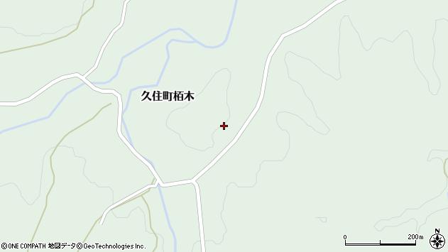 大分県竹田市久住町大字栢木5368周辺の地図