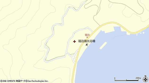 大分県佐伯市上浦大字最勝海浦2991周辺の地図