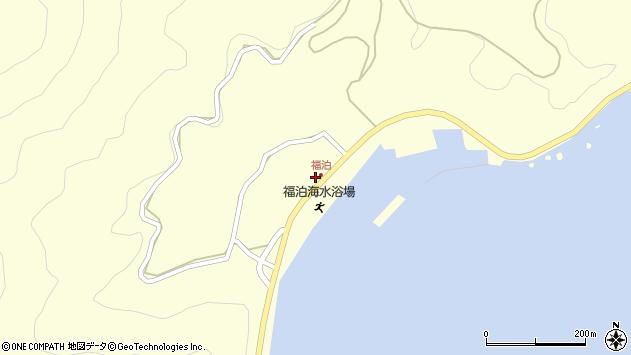 大分県佐伯市上浦大字最勝海浦2638周辺の地図