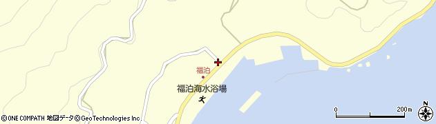 大分県佐伯市上浦大字最勝海浦2662周辺の地図