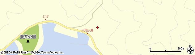大分県佐伯市上浦大字最勝海浦5339周辺の地図