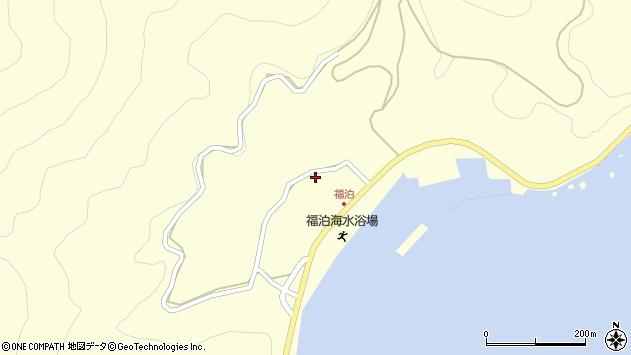 大分県佐伯市上浦大字最勝海浦2982周辺の地図