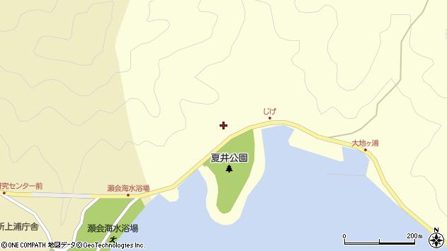 大分県佐伯市上浦大字最勝海浦6016周辺の地図