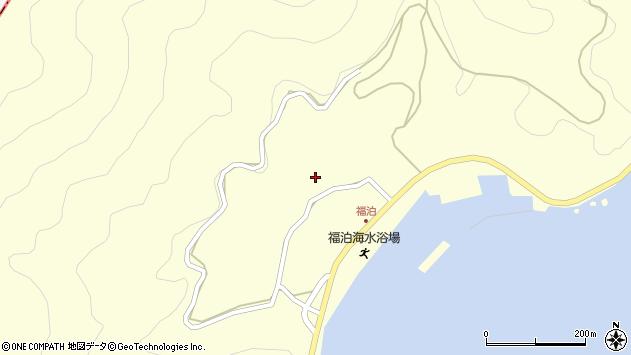 大分県佐伯市上浦大字最勝海浦3202周辺の地図