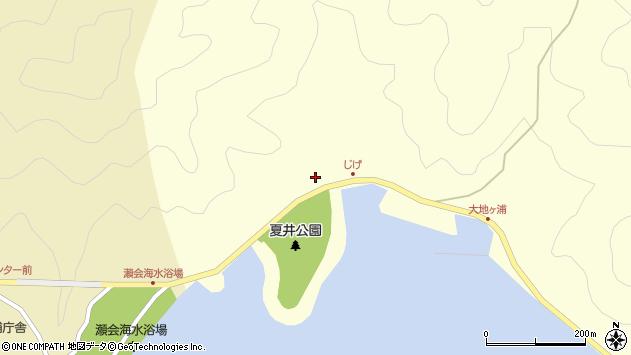 大分県佐伯市上浦大字最勝海浦5978周辺の地図