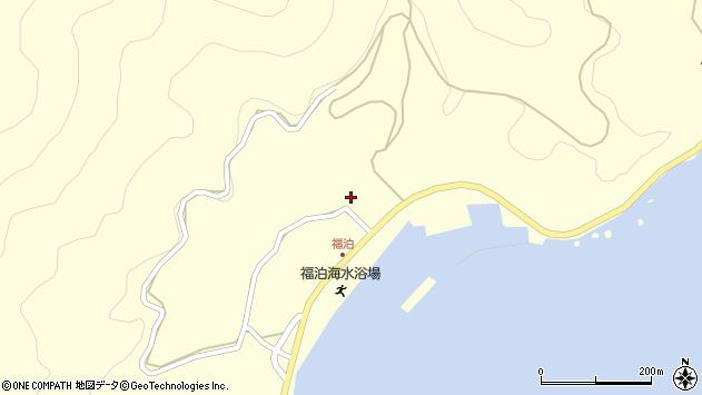 大分県佐伯市上浦大字最勝海浦2679周辺の地図