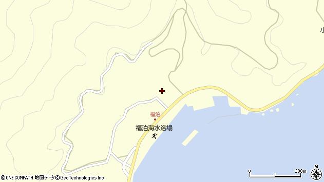 大分県佐伯市上浦大字最勝海浦2617周辺の地図