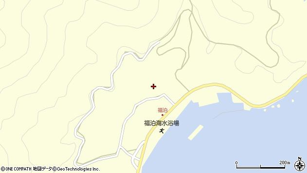 大分県佐伯市上浦大字最勝海浦2703周辺の地図