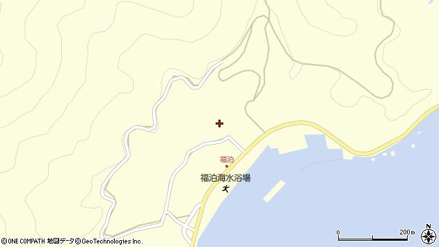 大分県佐伯市上浦大字最勝海浦2702周辺の地図