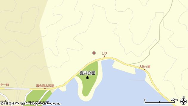 大分県佐伯市上浦大字最勝海浦5983周辺の地図