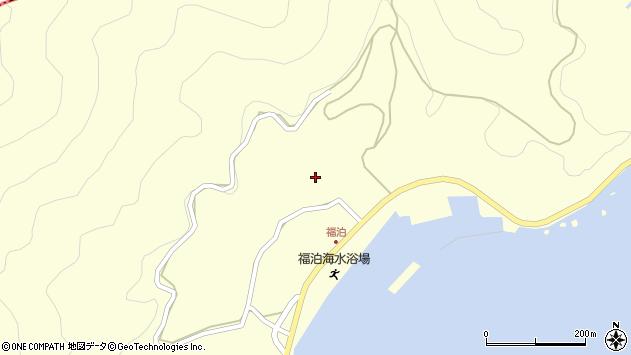 大分県佐伯市上浦大字最勝海浦2709周辺の地図