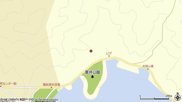 大分県佐伯市上浦大字最勝海浦6023周辺の地図