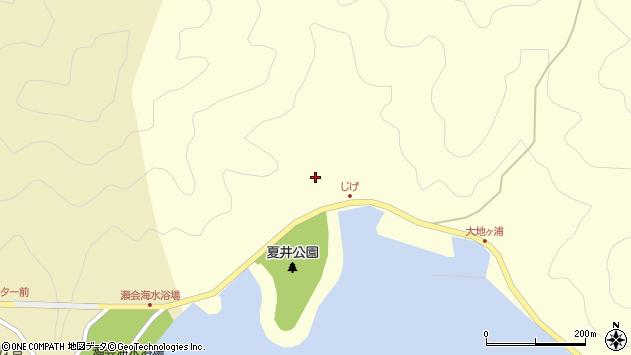 大分県佐伯市上浦大字最勝海浦5984周辺の地図