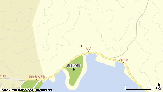 大分県佐伯市上浦大字最勝海浦5986周辺の地図