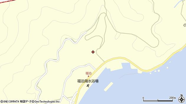 大分県佐伯市上浦大字最勝海浦2689周辺の地図