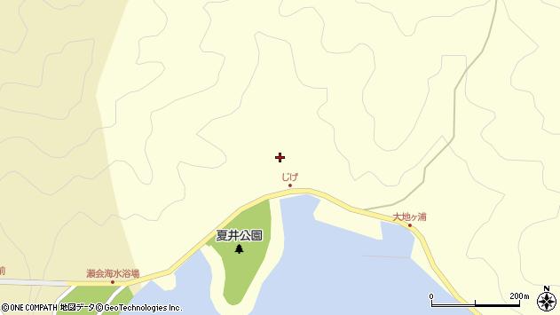 大分県佐伯市上浦大字最勝海浦5491周辺の地図