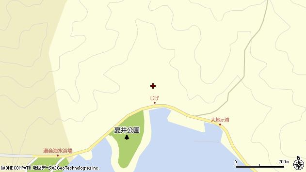大分県佐伯市上浦大字最勝海浦5946周辺の地図