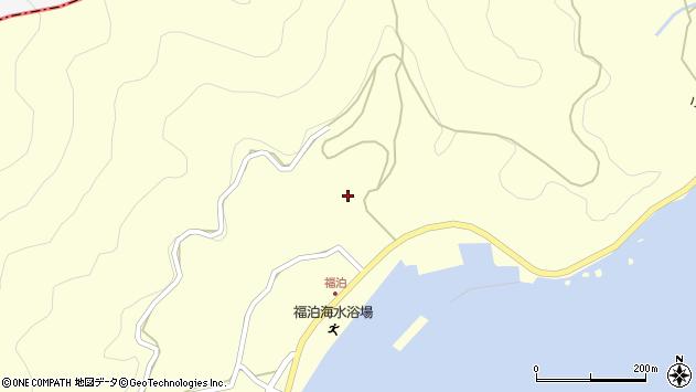 大分県佐伯市上浦大字最勝海浦2718周辺の地図