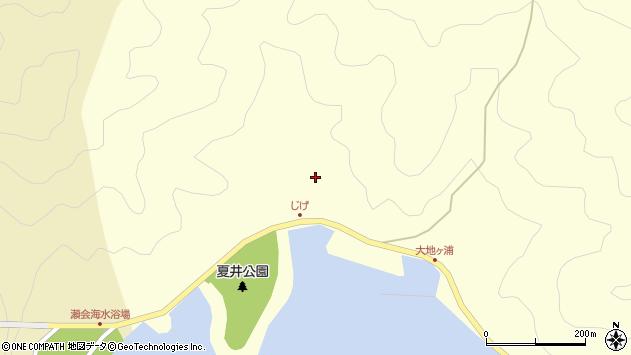 大分県佐伯市上浦大字最勝海浦5449周辺の地図