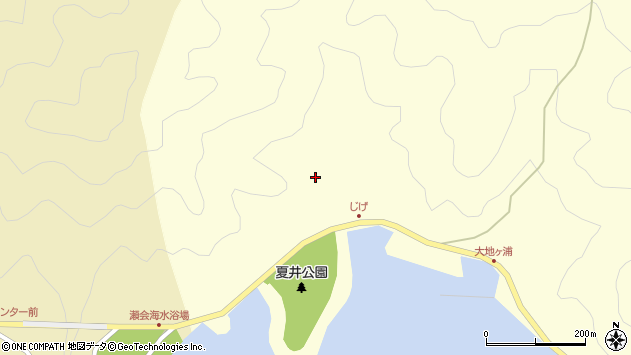 大分県佐伯市上浦大字最勝海浦5998周辺の地図