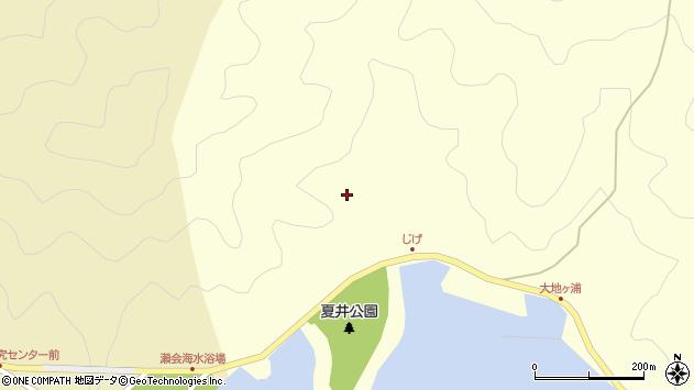 大分県佐伯市上浦大字最勝海浦5995周辺の地図
